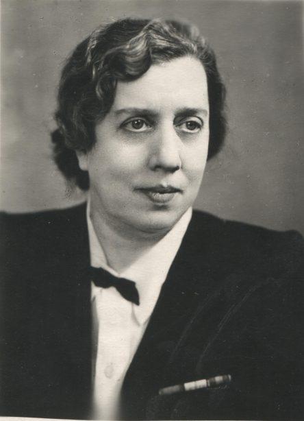 Варвара Павловна Адрианова-Перетц