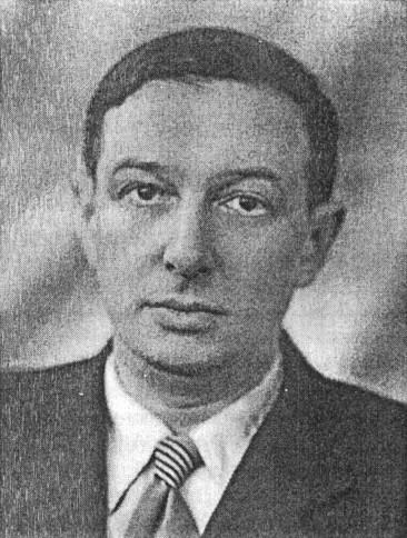 Марк Наумович Ботвинник