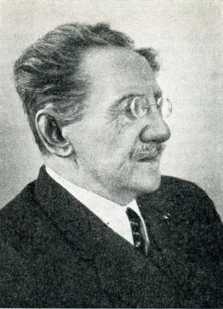 Николай Леонтьевич Бродский