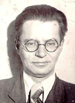 Борис Яковлевич Бухштаб