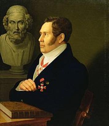 Николай Иванович Гнедич
