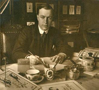 Эрих Фёдорович Голлербах