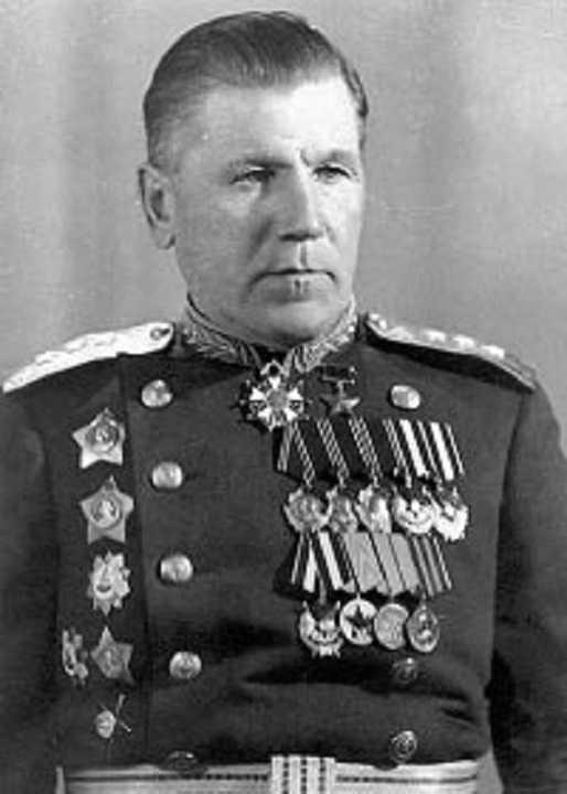 Александр Васильевич Горбатов