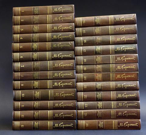 Полное собрание сочинений. <br />Художественные произведения в 25 томах