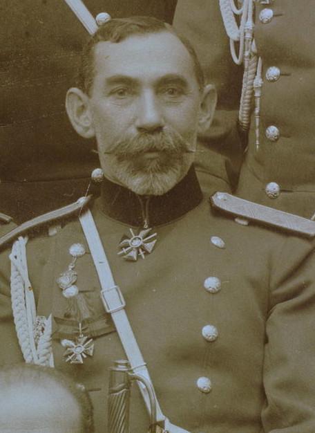 Михаил Владимирович Грулёв