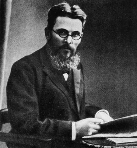 Михаил Александрович Дьяконов