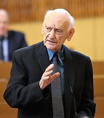 Борис Иванович Есин
