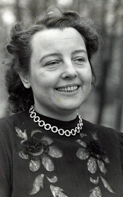 Вера Казимировна Кетлинская
