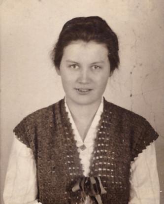 Зинаида Александровна Колесникова-Боде