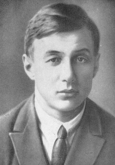 Борис Петрович Корнилов
