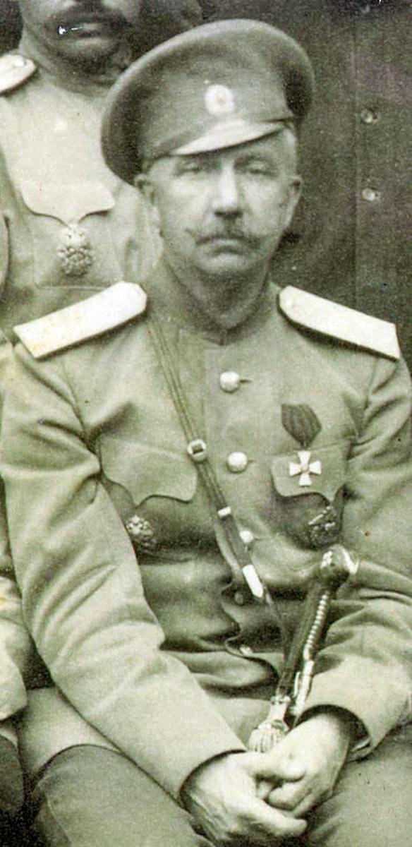 Пётр Николаевич Краснов
