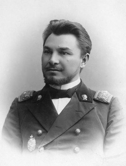 Фёдор Дмитриевич Крюков