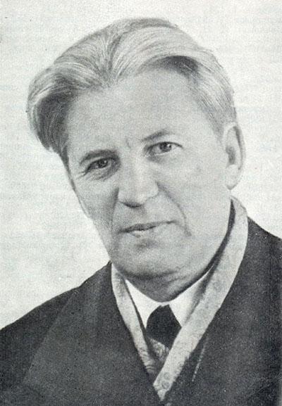 Сергей Александрович Макашин