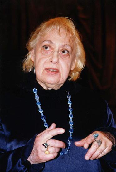 Елизавета Аркадьевна Мнацаканова