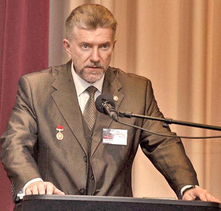 Александр Викторович Нефедов