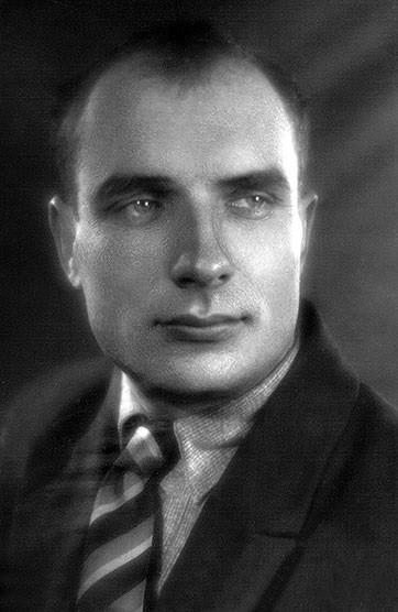 Николай Макарович Олейников