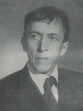 Дмитрий Васильевич Петровский
