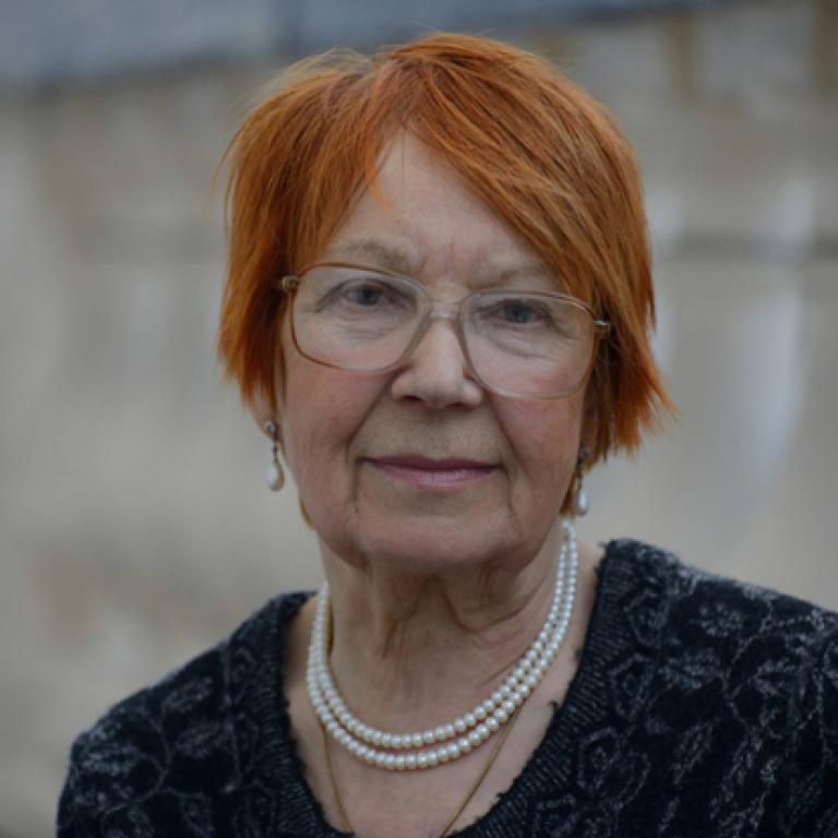 Валентина Платоновна Полухина