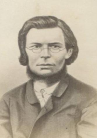 Фёдор Михайлович Решетников