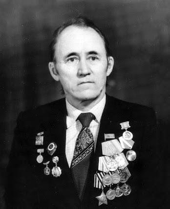 Николай Георгиевич Самсонов