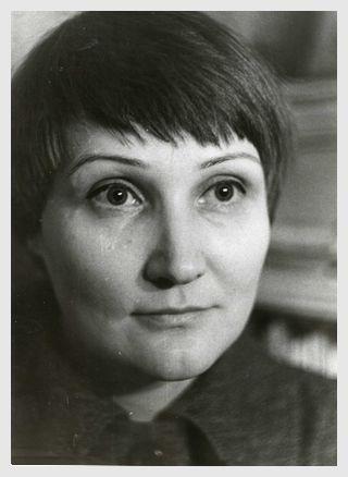 Светлана Григорьевна Семёнова
