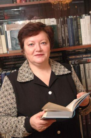 Елена Юрьевна Скарлыгина