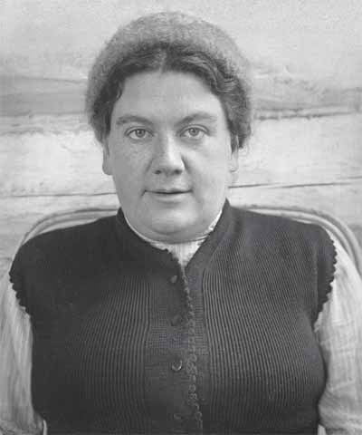 Александра Львовна Толстая