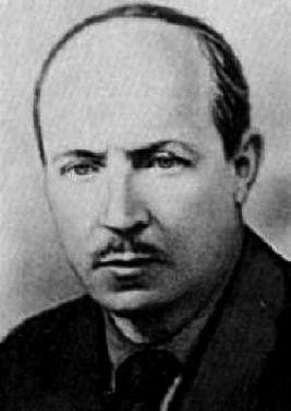 Павел Яковлевич Черных