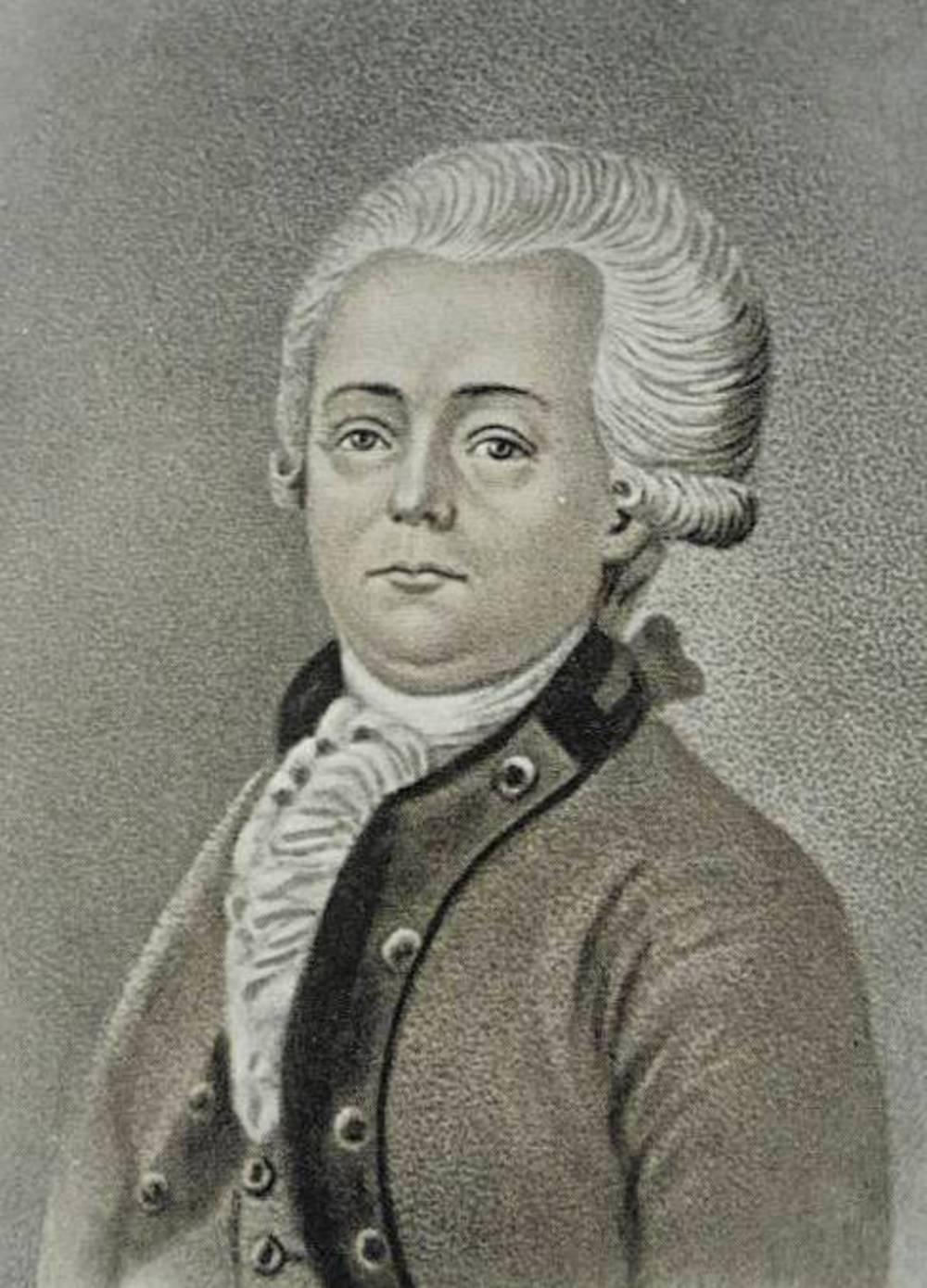 Михаил Дмитриевич Чулков