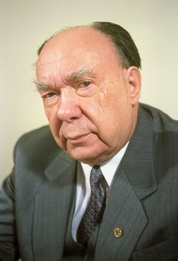Александр Николаевич Яковлев