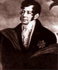 Николай Гаврилович Курганов