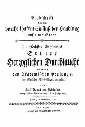 cover: Schönfeld