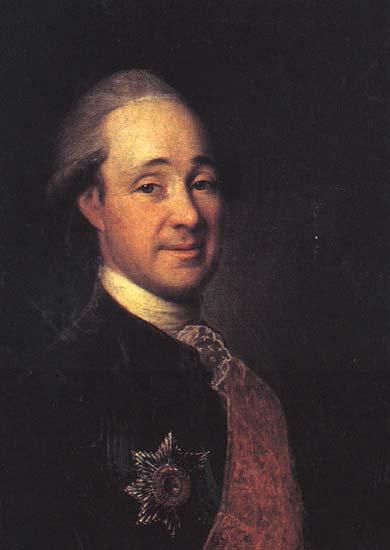 Михаил Михайлович Щербатов