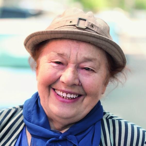 Марина Валерьяновна Турецкая